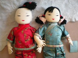 Ada Lum MeiMei and DiDi at Asia with Embroidered Eyes Blogspot